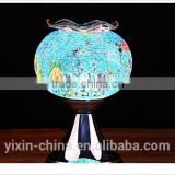 newly style electric oil Warmer lamp-8 small decorative oil lamp mosaic fragrance lamp YXNY