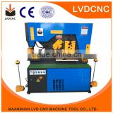 Q35Y High Efficiency hydraulic angle bar cutting machine,steel bar bender,steel round bar bending machine