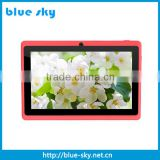 "Q88 7 inch Tablet PC Android 4.4 2000mAh Battery WiFi Quad Core 1.5GHz DDR3 Googl 8GB A33 7"" HD 1024x600 Dual Cameras"