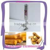 stainless steel manual cream filler for churro/ churro filler machine