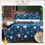 2016 hot sell online shopping duvet cover set 4 pcs 100% polyester bedding set luxury