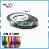 ANY Profession Mixed Colors Rolls Striping Tape Line DIY Nail Art Tips Decoration Sticker Nail Care Sticker