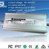 shipping cost saving customized newly high power switching power supply for different leds