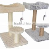 Cardboard scratcher cat furniture cat playing toy