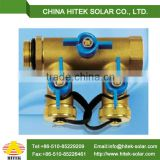 gas heater water control valves