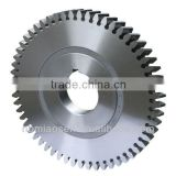 china manufacture small metal cylindrical gear