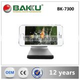 BAKKU Hot Sale mobile phone display stand with alarm security display stand for cell phone (BK-7300)