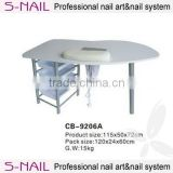 2016 nail beauty table manicure salon table nail bar tables,interactive bar table