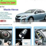 Manufacturer RFID Remote Engine Start System and Push button Start/Stop for Mazda Atenza