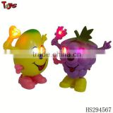 wind up animal light up spinning toy