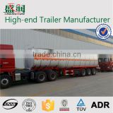 Shandong Shengrun fuel tanker trailer dimensions optional