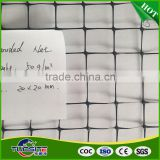 vineyard cherry and other fruit tree cover diamond mesh anti UV anti bird net/plastic bird protection net