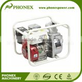 CE/SONCAP Certificate mini Gasoline Water Pump wp20, 5.5hp Honda Gasoline Water Pump, 2inch Gasoline Engine Water Pump