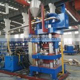 Size and shape can be customized non-standard iron ore fines briquette hydraulic press machine