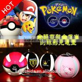 Factory sell directly Hot Pokemon ball Power bank with 10000mAh Pokemon Power Bank ball for big promotion
