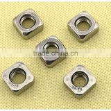 High quality stainless steel carbon steel square nut DIN557