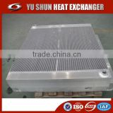 hot selling custom plate-fin after cooler with toshiba compressor