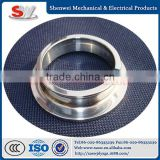 Textile machinery spare parts custom stainless steel rings c20 steel bearing steel alloy steel chromium manganese titanium steel