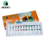 Marie's 5ml 12colors water color paint set