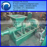 coal briquette manufacturing machine and carbon black briquette extruder machine for sale