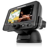Raymarine RAY-E70085-RW Dragonfly Chartplotter/CHIRP Fishfinder with Latin America, Africa, Asia, Pacific Charts with Tr