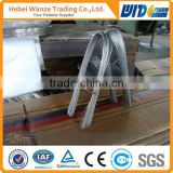 electric galvanized iron binding wire Q195/cut straight wire/ U Type Wire