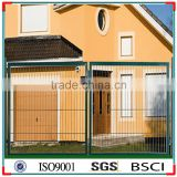 double fence gates for garden/electric fence gate with cheap price