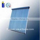 EN12975 water heater solar collectors 18 tubes from China
