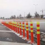 road safety flexible post/road barrier posts/flexible delineator post