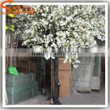 Wedding decoration crystal wedding wishing tree centerpieces white tree wedding decor blossom tree