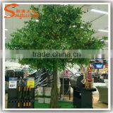 Latest fiber glass artificial banyan tree manufacture of wedding table tree branches for centerpieces
