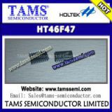 HT46F47 - HOLTEK - Cost-Effective AD Flash Type 8-Bit MCU with EEPROM