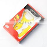 Got-sell promotional 3'' Ceramic Knife +Peeler Set