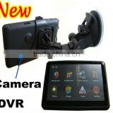 Black Box GPS Navigation System 5 inch Car GPS DVR