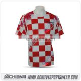 wholesale custom sublimatedd soccer referee jersey/ soccer vest