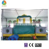 Inflatable Jungle Obstacle/Fun City, Obstacle Course For Sale