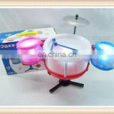 kids 3d flashing mini jazz drum set