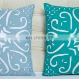 home decor luxury coloful designer stylish cushion cover for sofa cushion cover