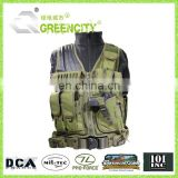TACTICAL LAW ENFORCEMENT VEST FULLY ADJUSTABLE
