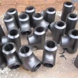 Carbon steel pipe fitting, OEM orders Customize various pipe joints in China
