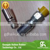 "High quality 3/8"" hydraulic hose parker one piece fitting"