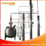 High quality Maidilong copper home alcohol distiller
