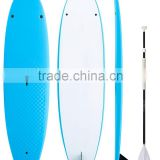 super quality Vaccum bagged soft top sup surf paddle board SUP surfboard