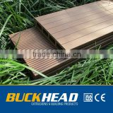Outdoor plastic composite wpc decking board,wpc decking