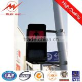 94*162 base plate traffic light poles with camera