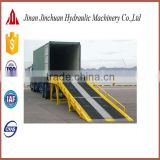 heavy duty mobile yard container load ramp DCQY-10