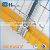 Galvanized welded storage metal wire mesh deck railing