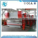 Torsion Bar Synchro WC67K Series Hydraulic CNC Press Brake Bending Machine Plate Bending Machine Press Brake Machine