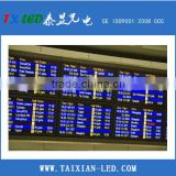 Programmable led Moving Message Display advertising Led sign Board Electronic Information Board