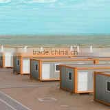 Sandwich Panel steel structure european container house use for office ,living, shop , etc.